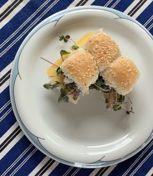 Frühling am Brot